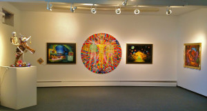 Exhibition by Terry Pamplin
